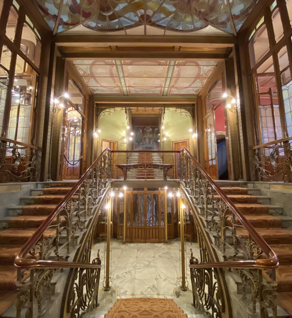 Hotel Solvay open to the public