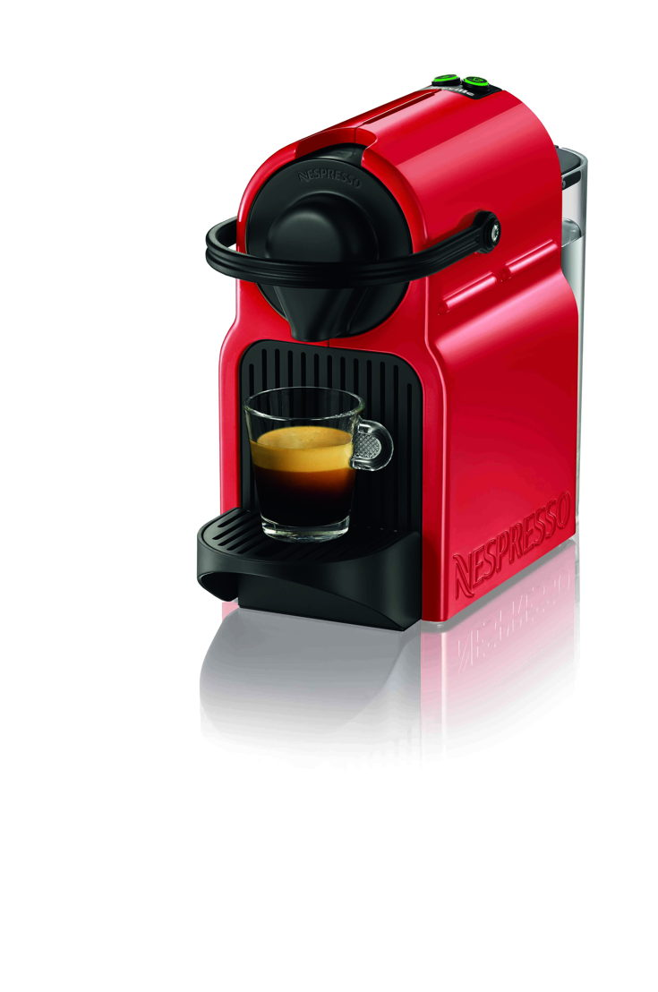 Nespresso Inissia Red - 98,95 €