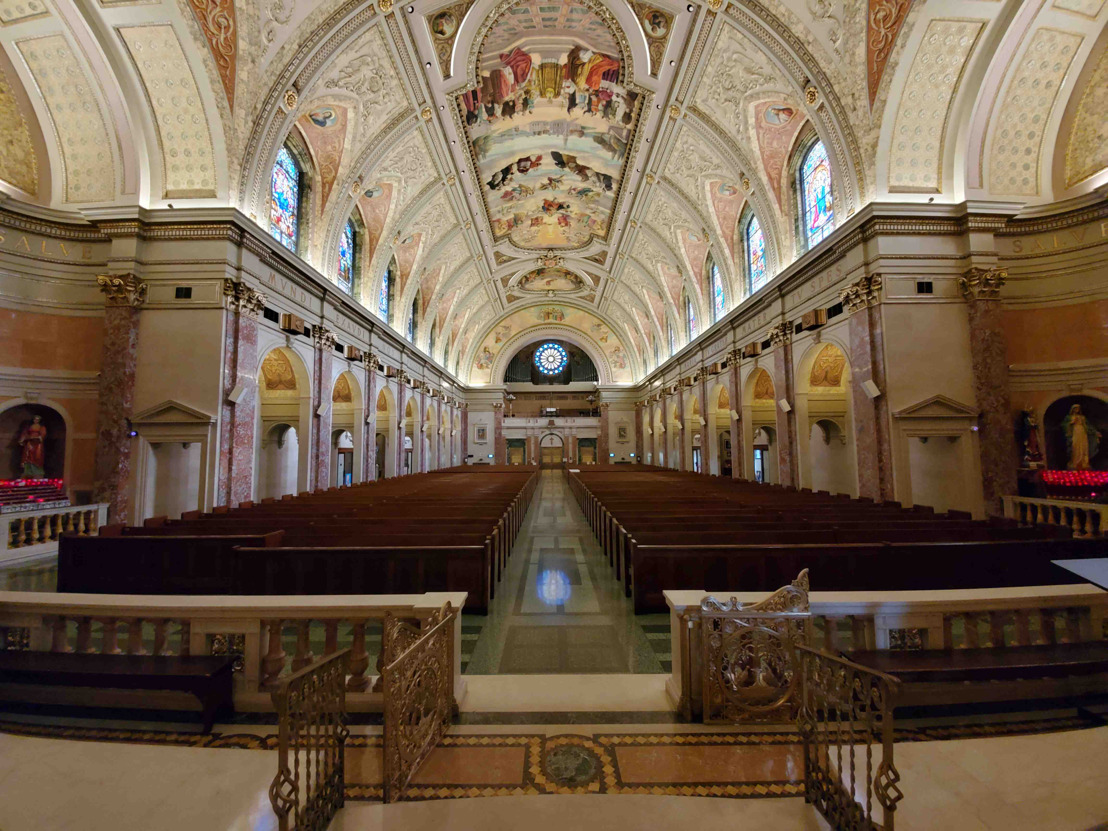 Powersoft Does Heavy Lifting in Major Update to Brooklyn's Basilica of Regina Pacis