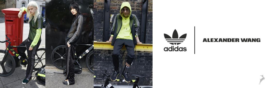 Llega el nuevo drop de la segunda temporada de Alexander Wang para adidas Originals