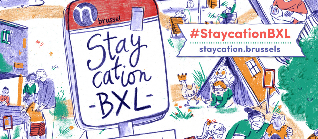 StaycationBXL: unforgettable summer holidays for Brusselers