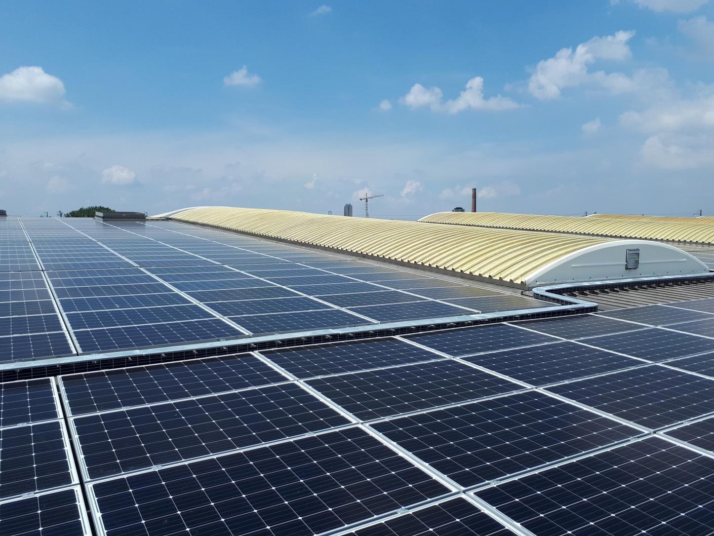 Eneco aide la SNCB à devenir plus écologique