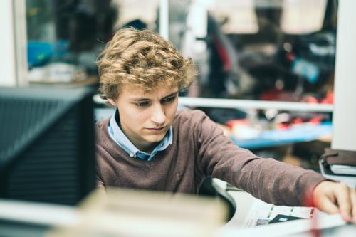 """""""Het was altijd mijn droom om een eigen technologiebedrijf te leiden."""""""