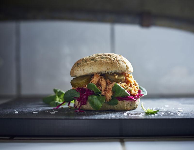 IKEA pulled salmon sandwich