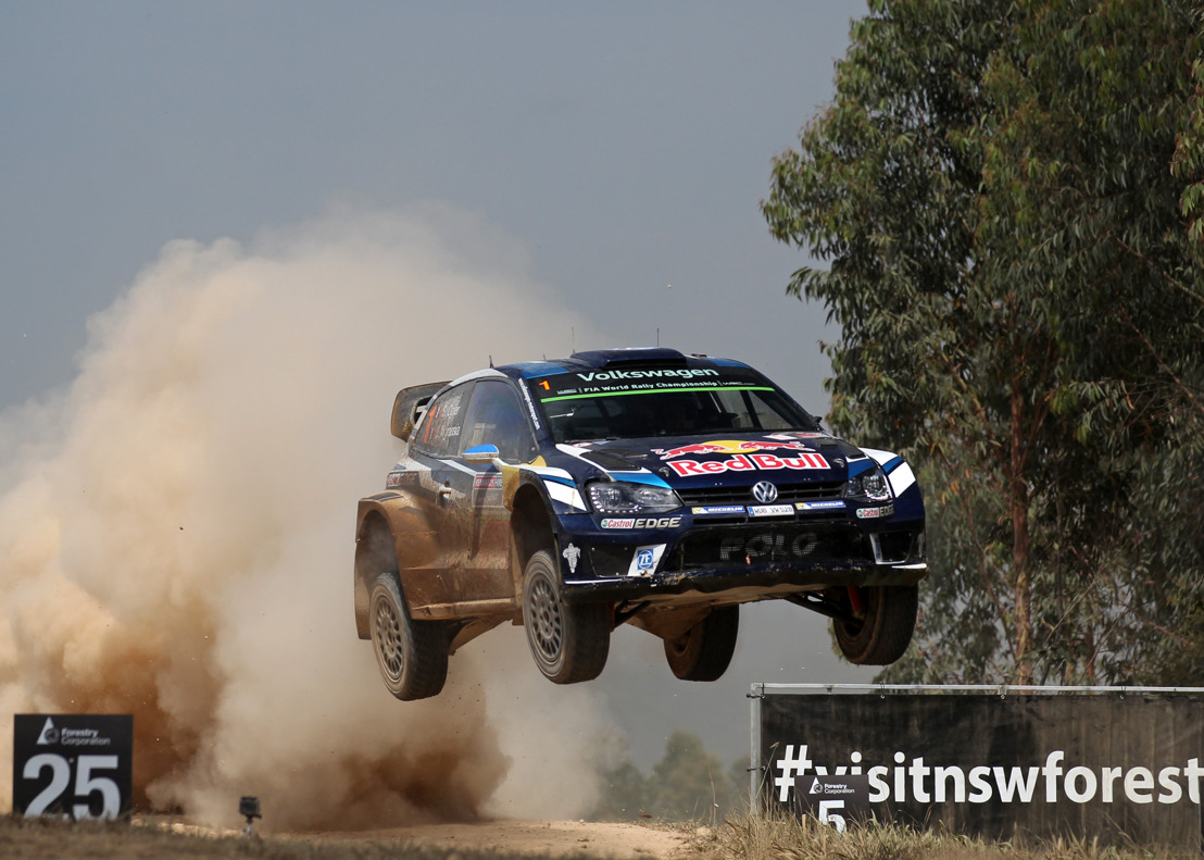 Volkswagen one-two to end an era – Mikkelsen and Ogier make WRC history in Australia