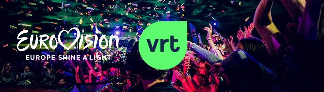 Beleef een hele week het Eurovisiesongfestival bij de VRT