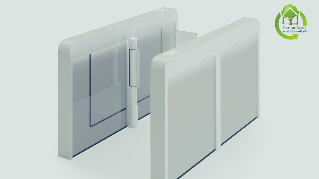 First product declarations for sensor barriers from dormakaba
