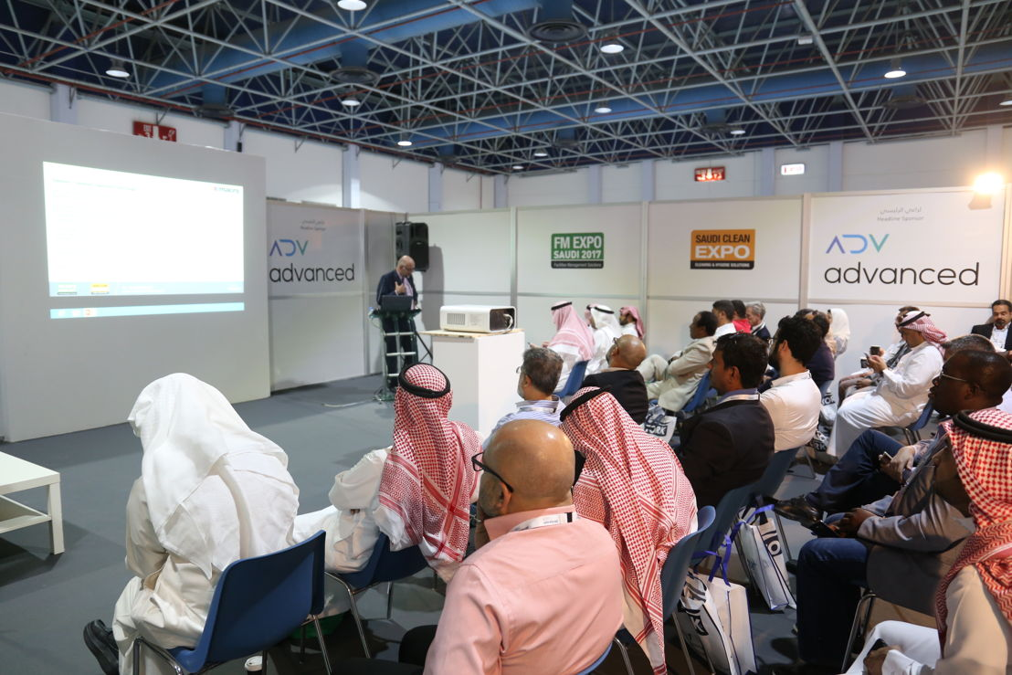 Workshop at FM EXPO Saudi and Saudi Clean Expo 2017