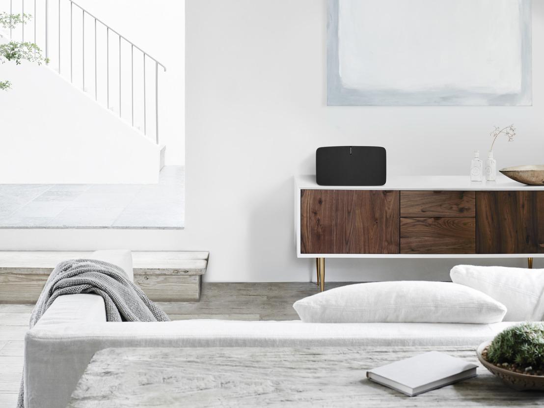 Sonos en IKEA gaan samenwerken om home sound-belevingen te creëren