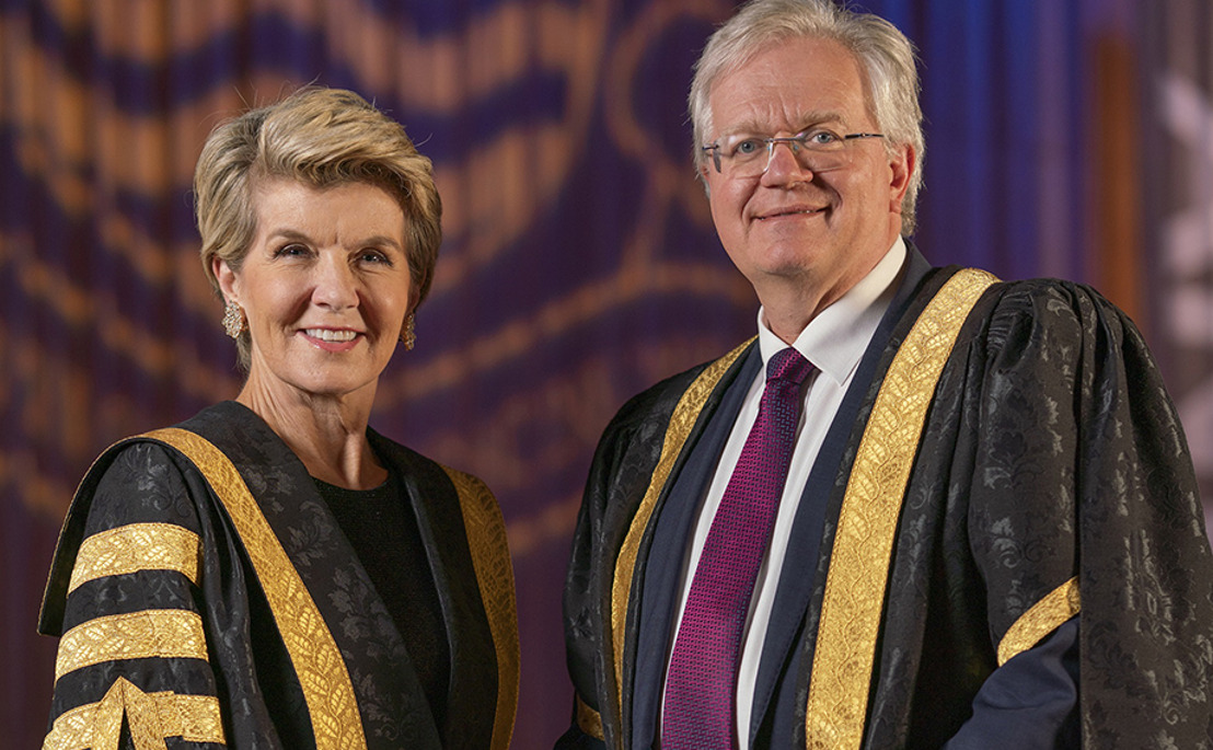 Schmidt renewed as ANU VC for five more years