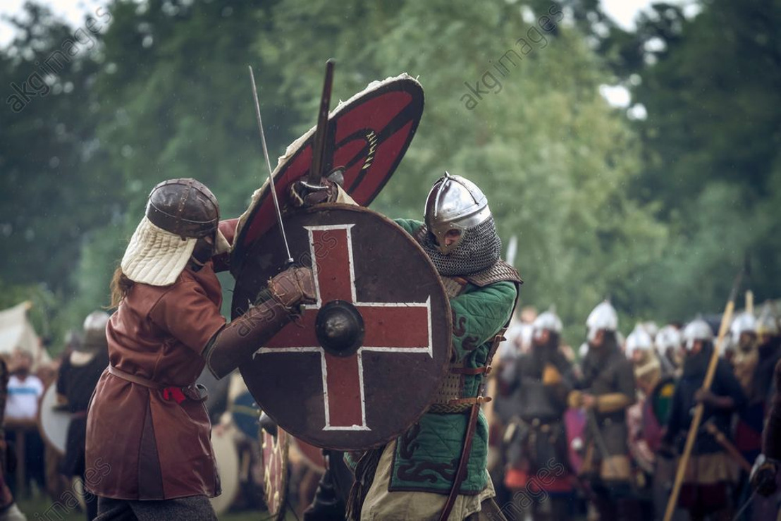 New images: Historical re-enactment