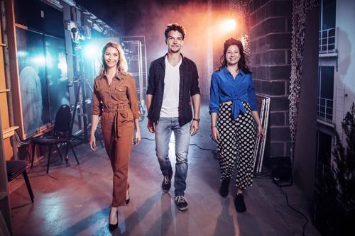 VTM brengt nieuwe telenovelle 'Lisa' met Tinne Oltmans, Oscar Willems en Anouck Luyten in de hoofdrollen