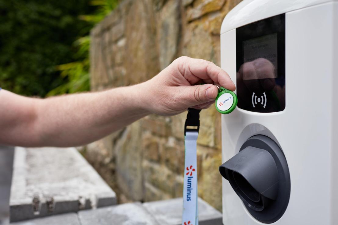 Luminus en BMW maken elektrisch rijden nog groener en eenvoudiger