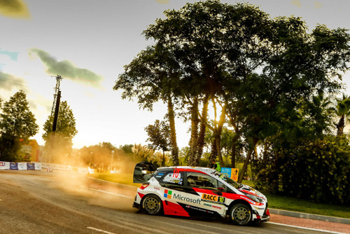 WRC Rally de España preview - Toyota Yaris WRC set for a crucial test on both gravel and asphalt