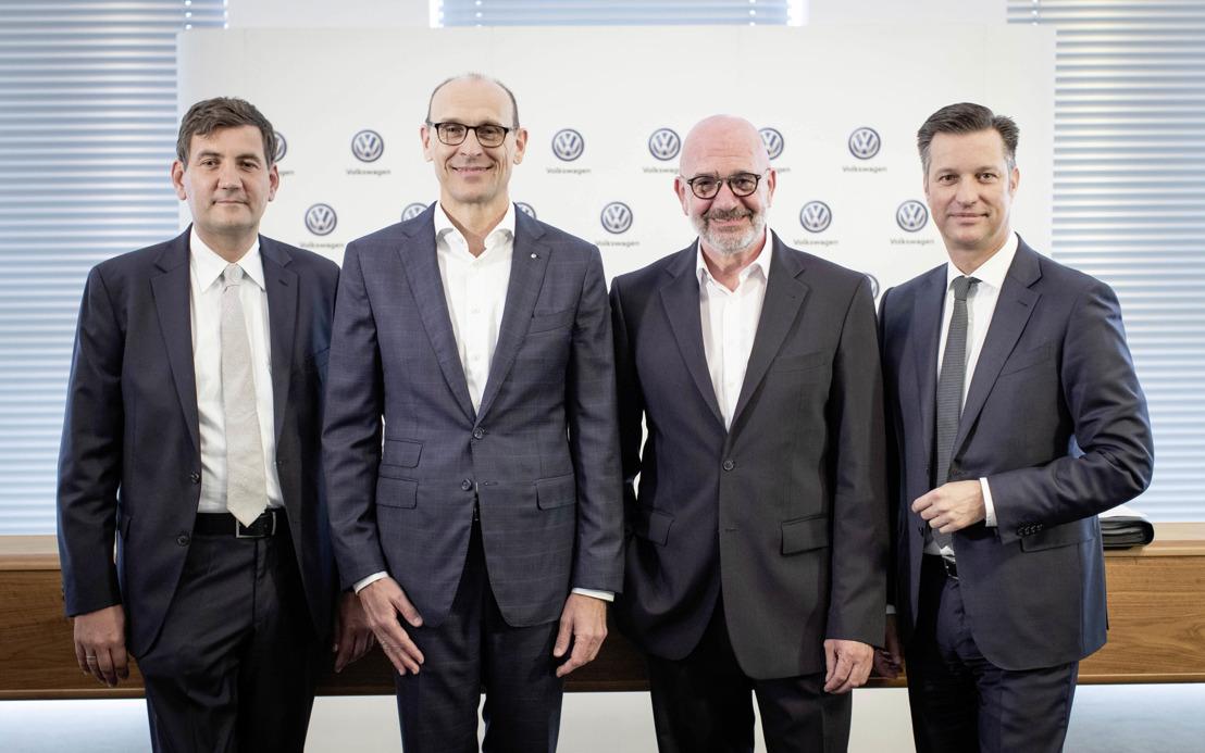 Volkswagen acuerda la ruta crítica para la transformación digital en la administración y la producción