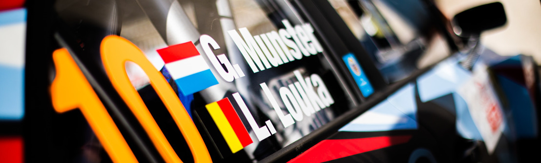 South Belgian Rally - preview