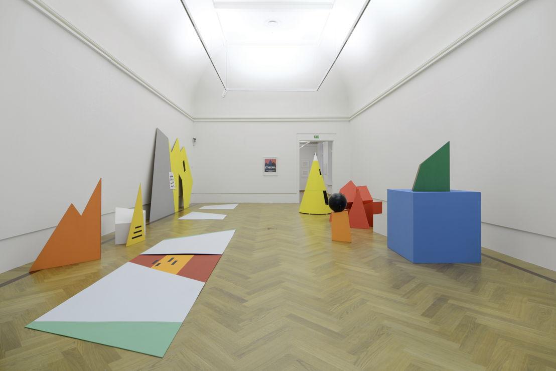Ethiopia, 1976   Courtesy Centre Pompidou, Paris<br/>Musée national d'art moderne / Centre de création<br/>industrielle , foto (c) Isabelle Arthuis