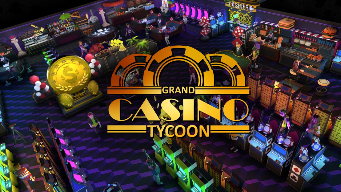 Grand Casino Tycoon Will Hit Steam on May 20, 2021