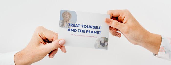 COSH! lanceert de duurzaamste cadeaubon in België