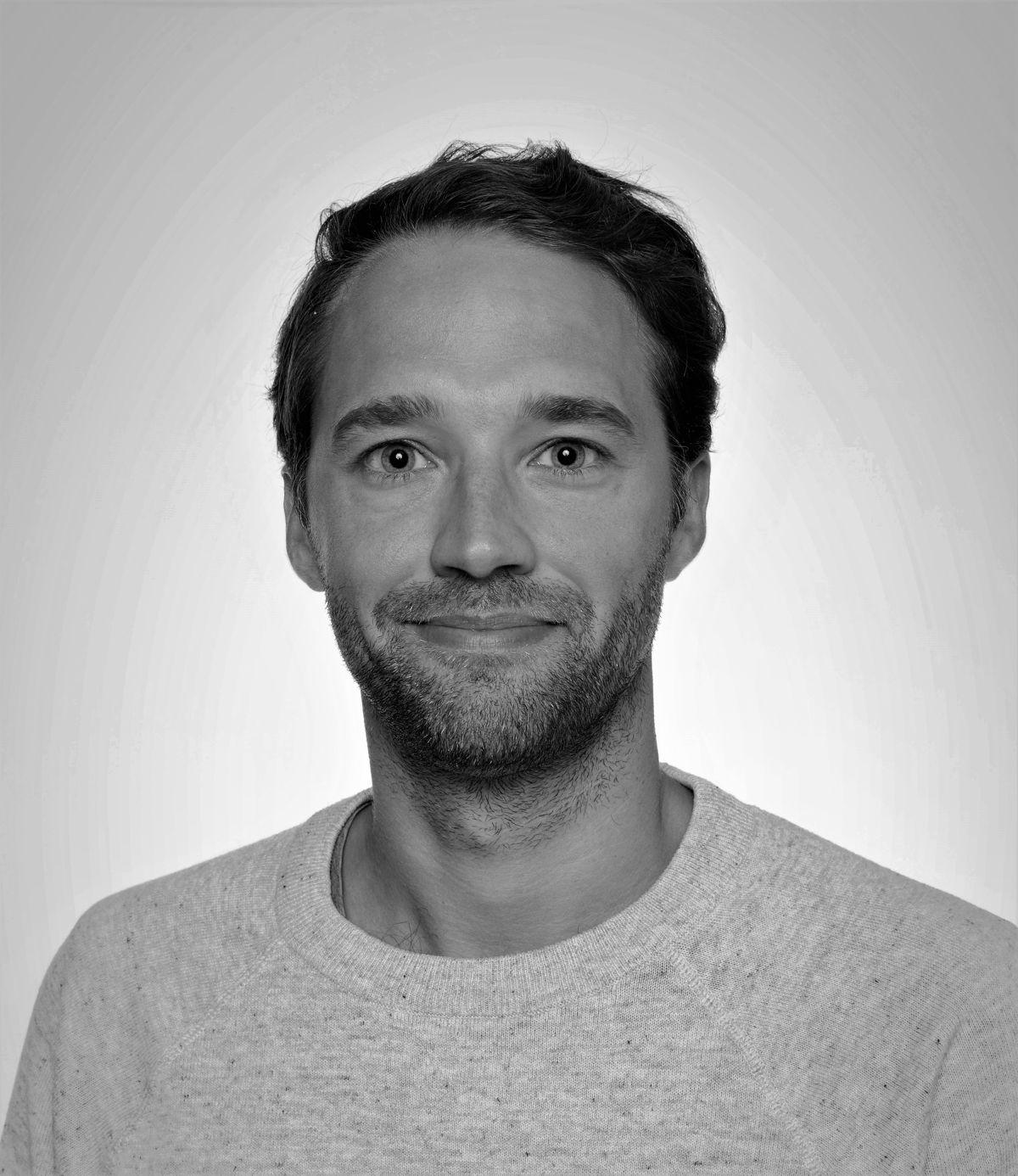 Mathias Fransen, founder and managing partner RoboRana