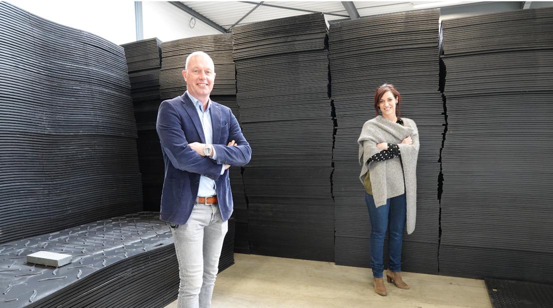 Corona zet geen rem op Limburgse export in 2021