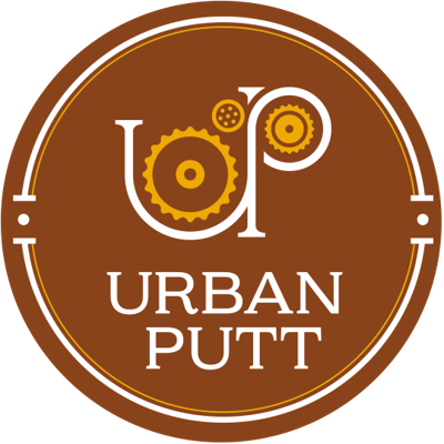 Urban Putt Denver press room Logo