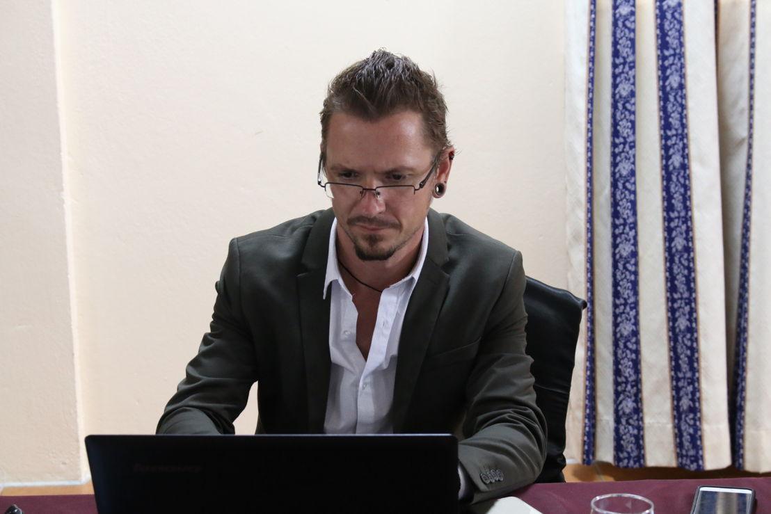 Martin Rufenach, CIM Expert at the OECS Sustainable Energy Unit