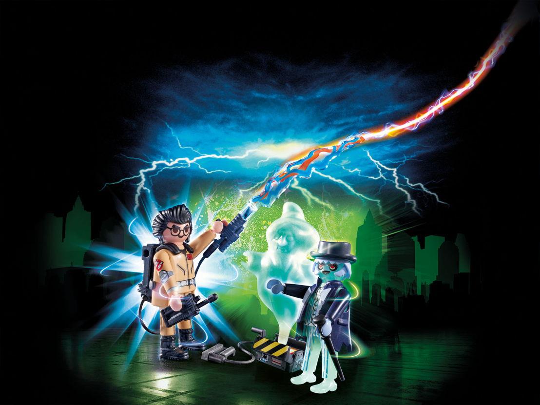 Ghostbusters™<br/>Dès la mi-mai en magasin. La chasse aux  fantômes est lancée à partir de 6 ans.