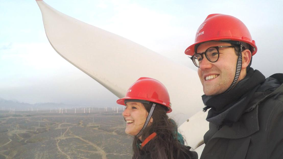 Watt - Aflevering 4: Windmolenpark in China - (c)   Hotel Hungaria