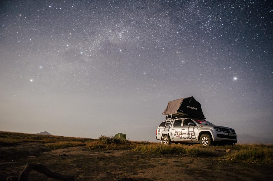 Volkswagen Commercial Vehicles - Officiële partner van de 'Ultimate Ride'.