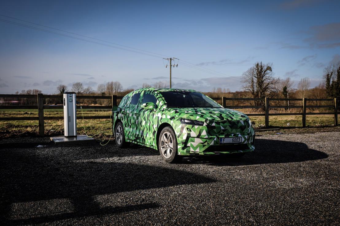 Verrassend, praktisch en Simply Clever: de ENYAQ iV verpersoonlijkt elektromobiliteit à la ŠKODA