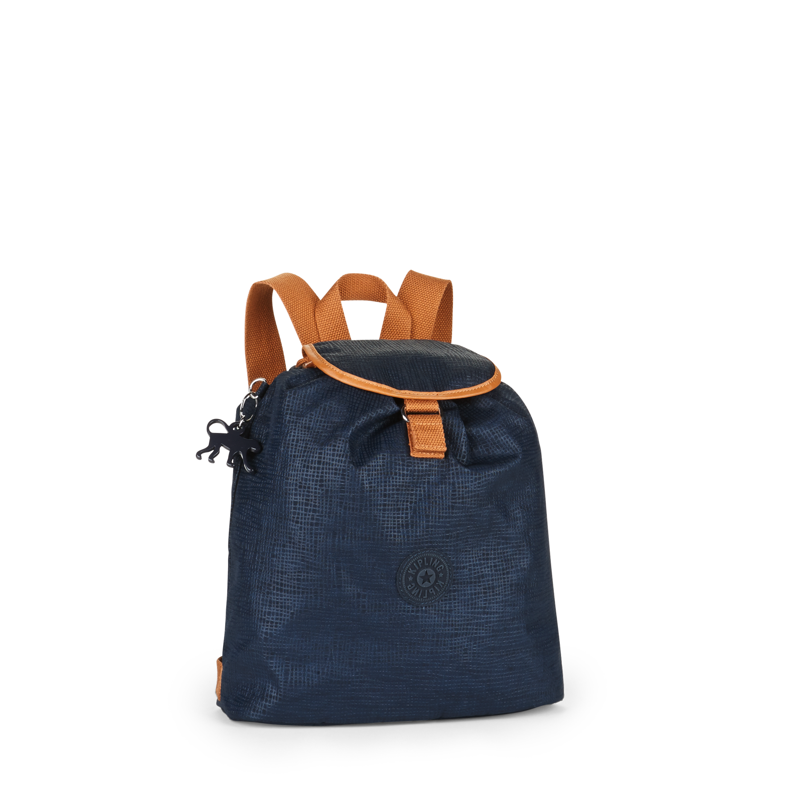 Backpack Parmida True Blue Drops