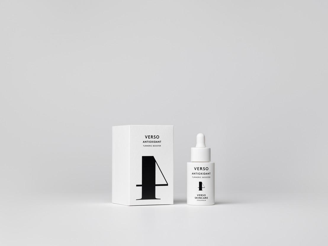 Verso Skincare lance le Stimulateur Antioxydant et le Sérum Hydratant
