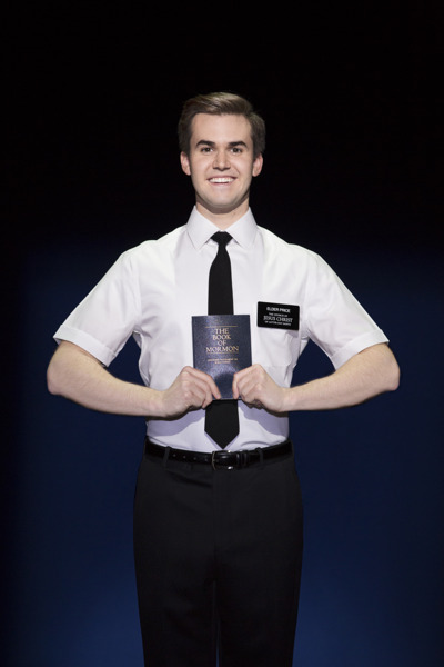 Preview: The Book of Mormon announces lottery ticket policy