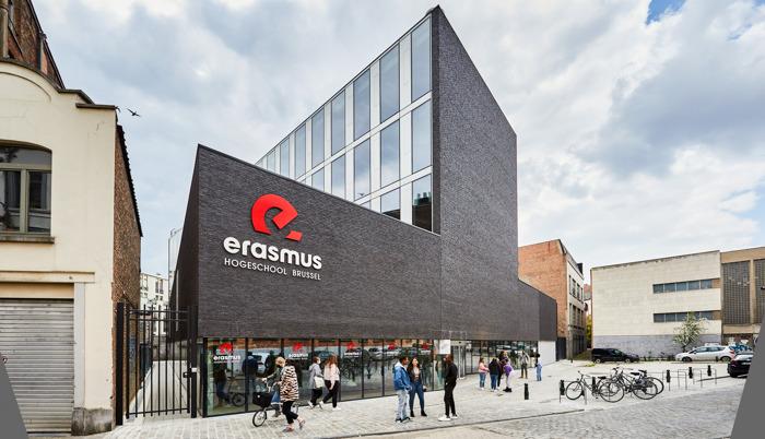 Preview: Dennis Cluydts nieuwe algemeen directeur Erasmushogeschool Brussel