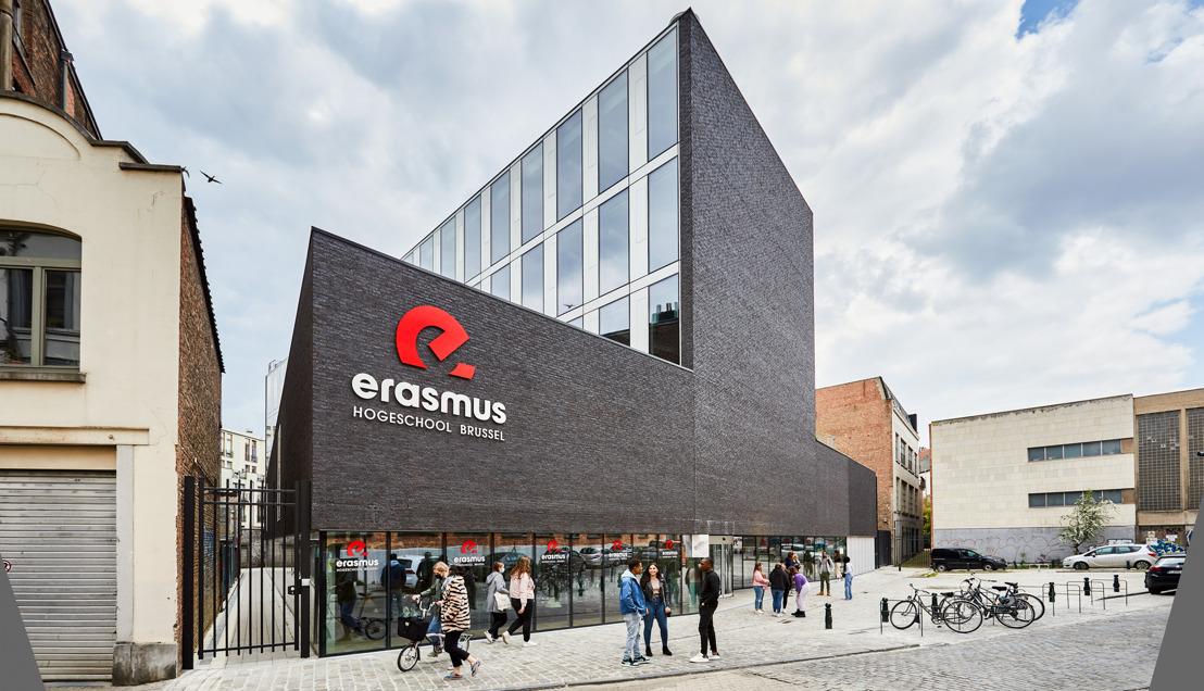 Dennis Cluydts nieuwe algemeen directeur Erasmushogeschool Brussel