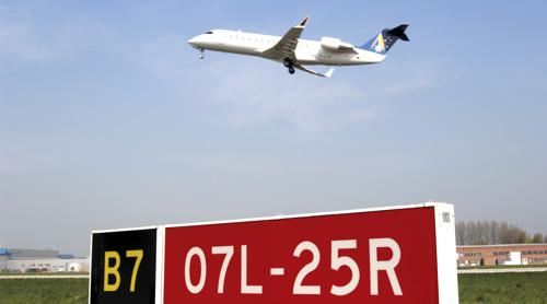 Belgocontrol: increased preferential runway use at Brussels Airport in 2017