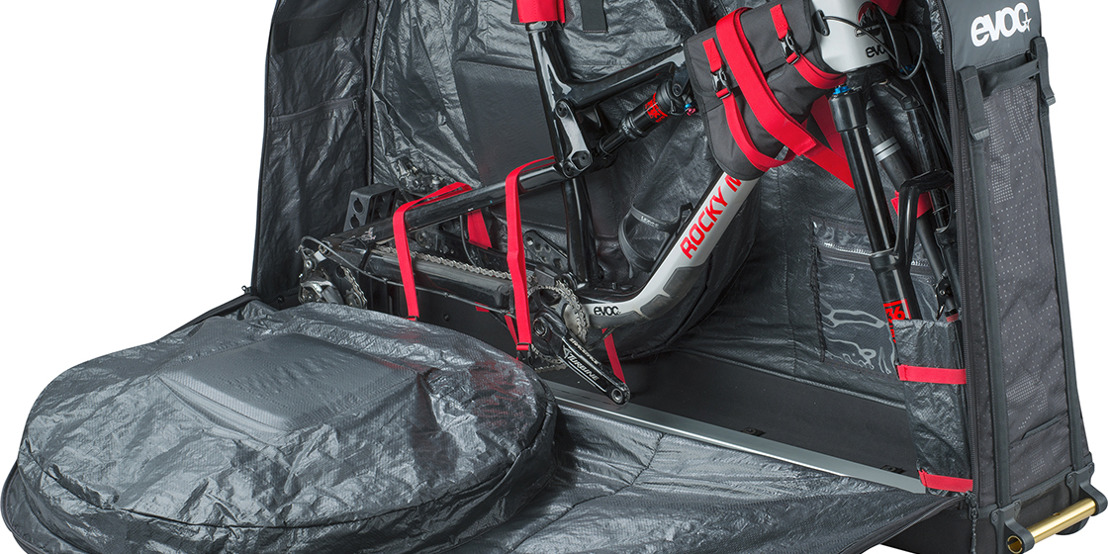 BIKE TRAVEL BAG PRO: NOW LONGER AND WITH NEW FEATURES