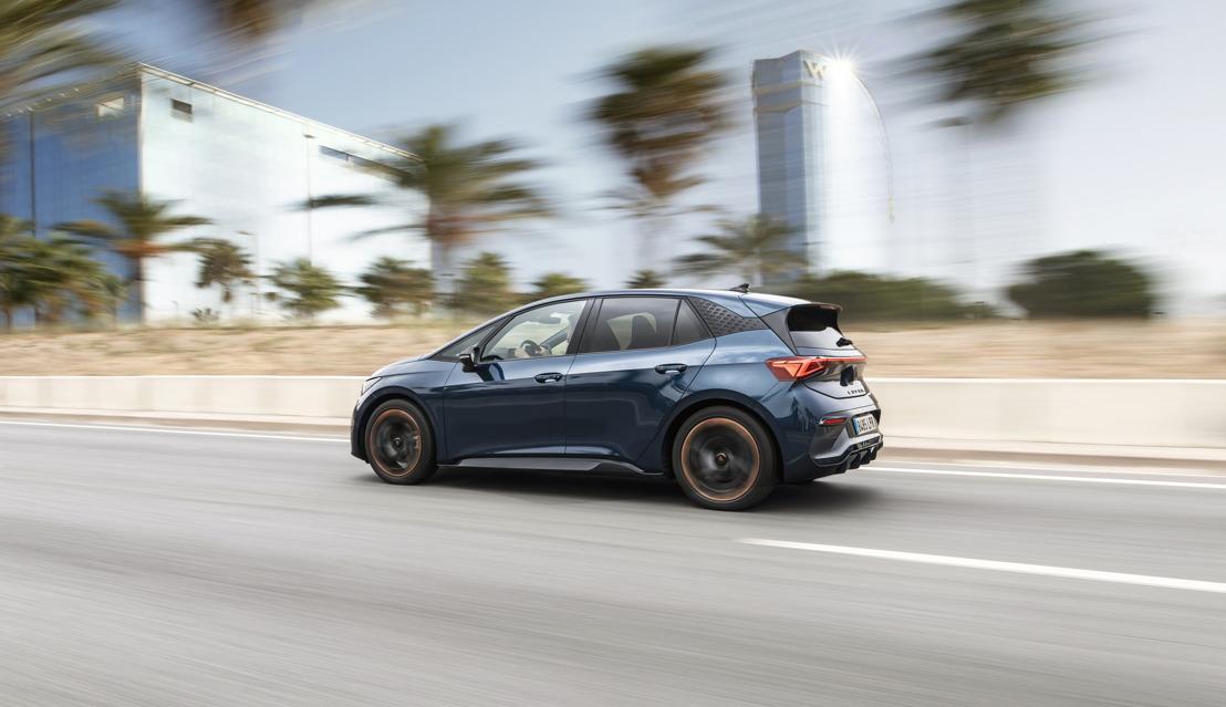 CUPRA Born (dossier de presse): le premier modèle 100 % électrique de la marque est prêt à donner l'impulsion au marché des véhicules électriques