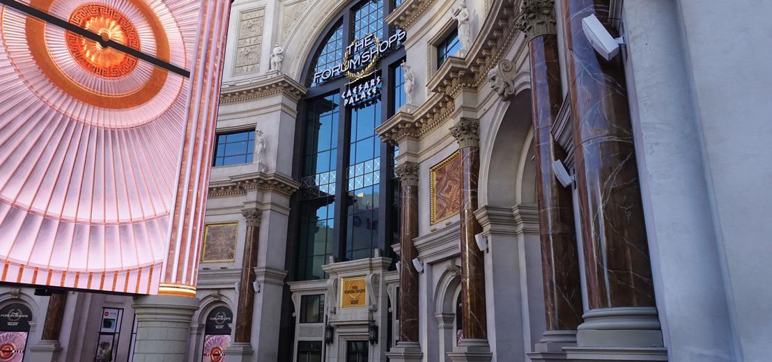 El Forum Shops del Caesars Palace mejora su sistema audiovisual con ayuda de Bose Profesional