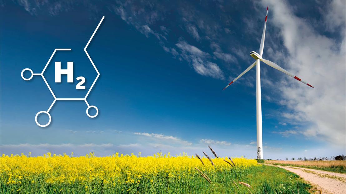 Luminus en IDETA zetten in op groene waterstof om de energietransitie in Picardisch Wallonië te versnellen