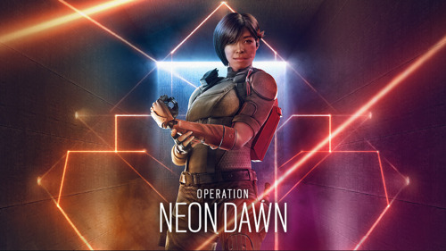 TOM CLANCY'S RAINBOW SIX SIEGE ENTHÜLLT OPERATION NEON DAWN