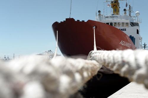 Aquarius komt weer in actie voor mensen in nood op Middellandse Zee