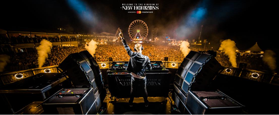 Limitierte Loyal Traveller Tickets für das New Horizons Festival 2018 ab jetzt im VVK
