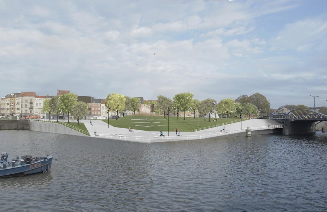 Brussel Mobiliteit kiest The Oval Office voor communicatie over fietssnelweg