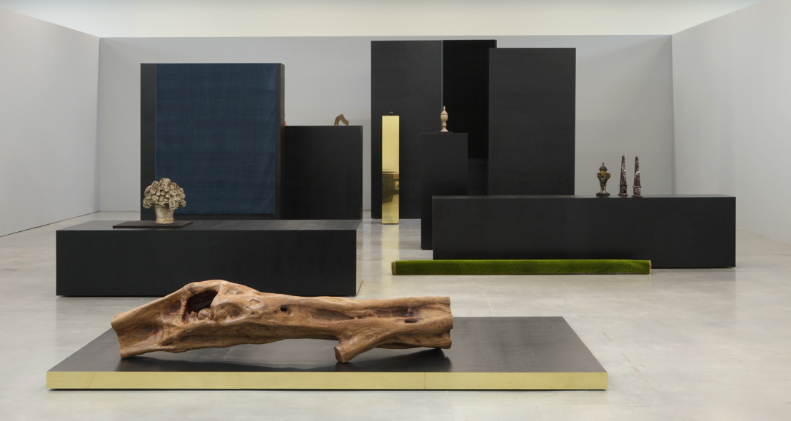 Isabelle Cornaro inaugure sa première exposition individuelle en Belgique