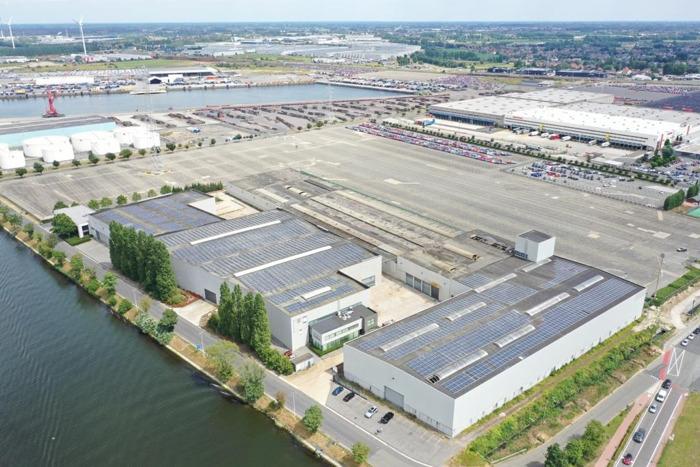 North Sea Port krijgt in Gent nieuw bedrijvenpark van 27.000 vierkante meter