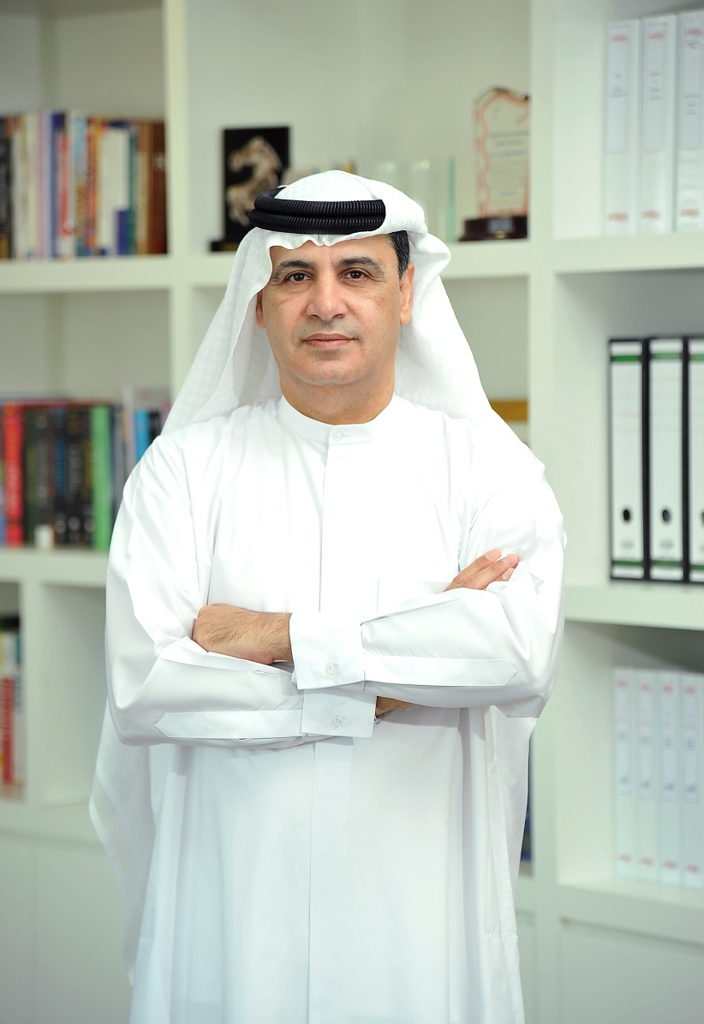 Dr Ahmad Al Ali, Vice Chancellor , Emirates Aviation University