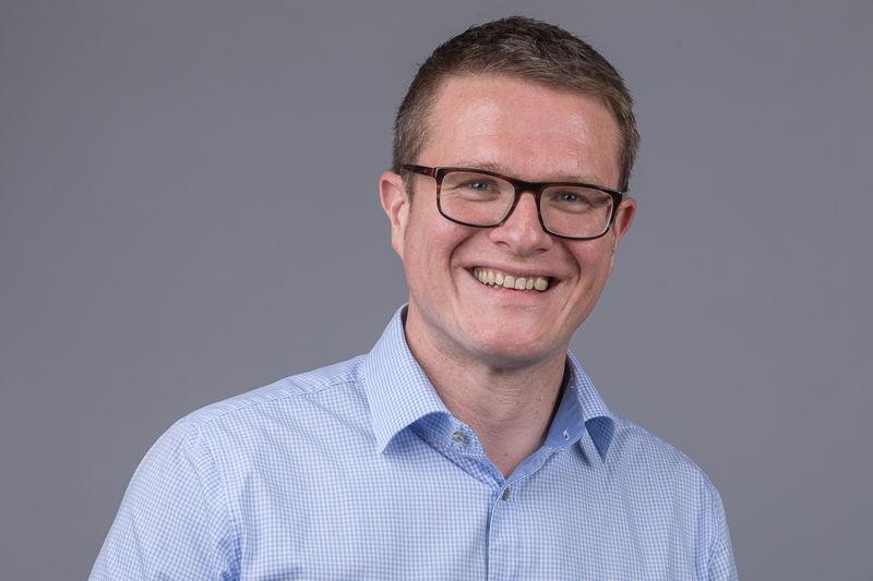 Kristof Lanckman, oprichter KeyPlanner