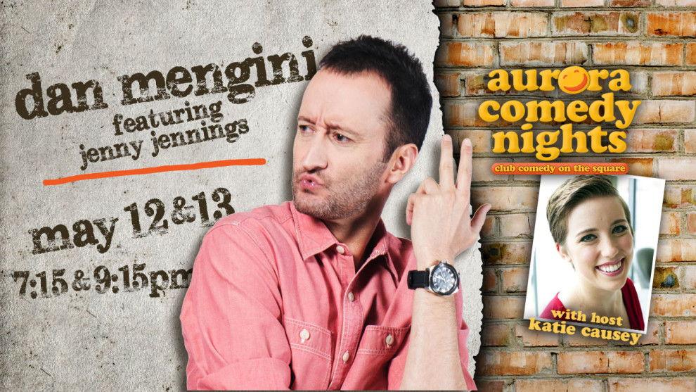 Dan Mengini Comedy Night (photo credit by Aurora Theatre)
